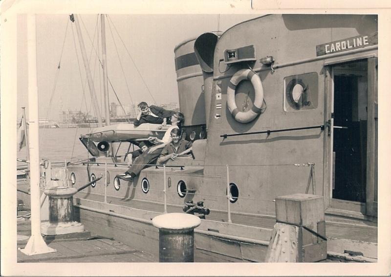 Marinekadetten afd. Antwerpen 1972-1973 Marine11