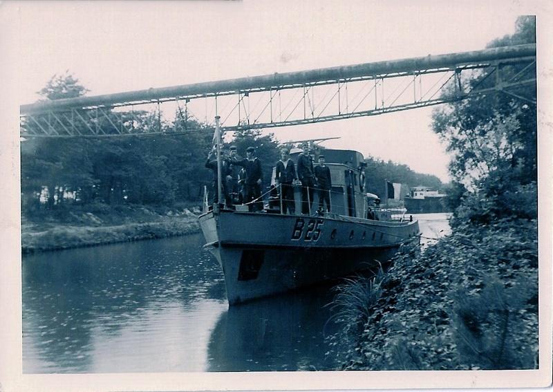 Marinekadetten afd. Antwerpen 1972-1973 Marine12