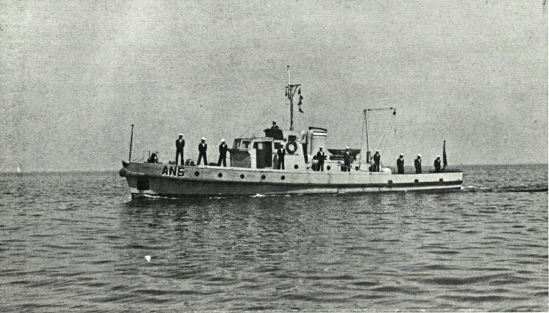 Marinekadetten afd. Antwerpen 1972-1973 Marine13