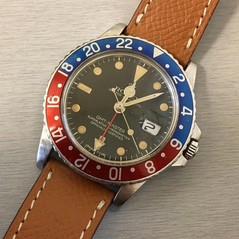 La montre du vendredi 16 mars Rolex110