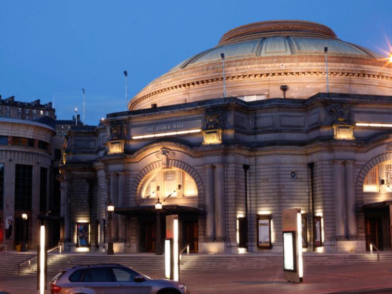The Usher Hall Edinburgh... Image103