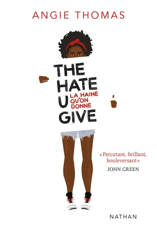 The Hate U Give - Angie Thomas 61wvck10
