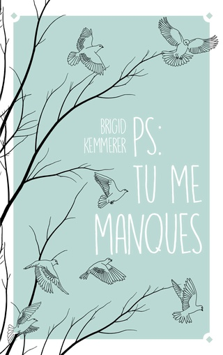 Letters to the Lost - Tome 1 : PS : Tu me manques de Brigid Kemmerer  81ug-610