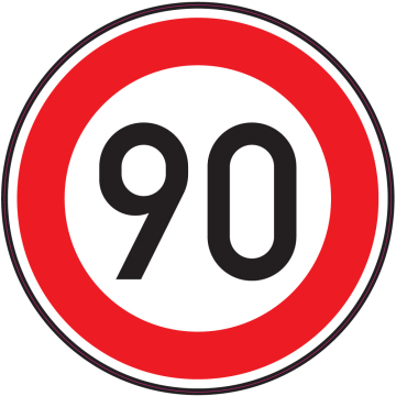 Les 80km/h à la place du 90km/h 9010
