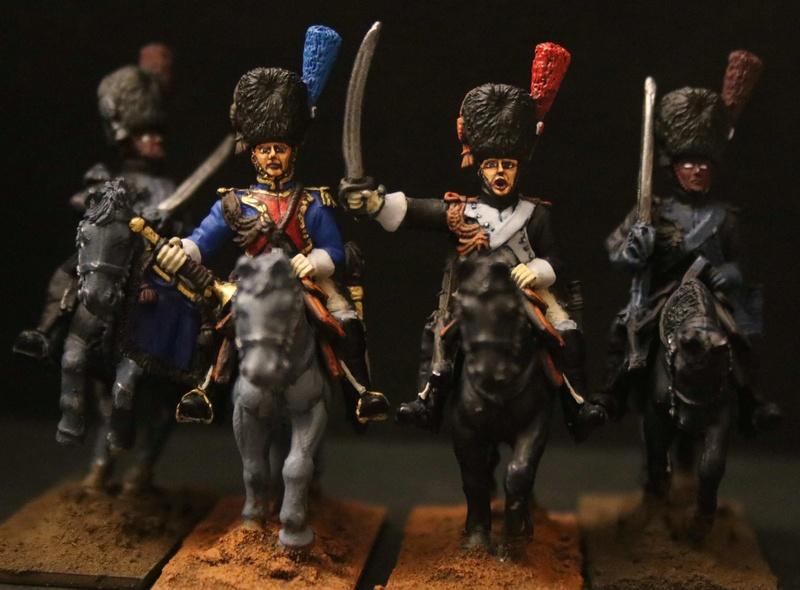 Grenadiers à cheval GI Renfor11