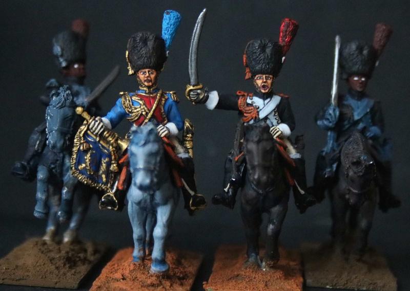 Grenadiers à cheval GI Renfor12