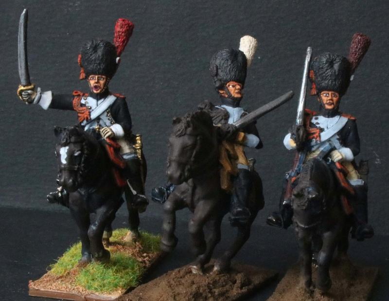 Grenadiers à cheval GI - Page 2 Renfor13