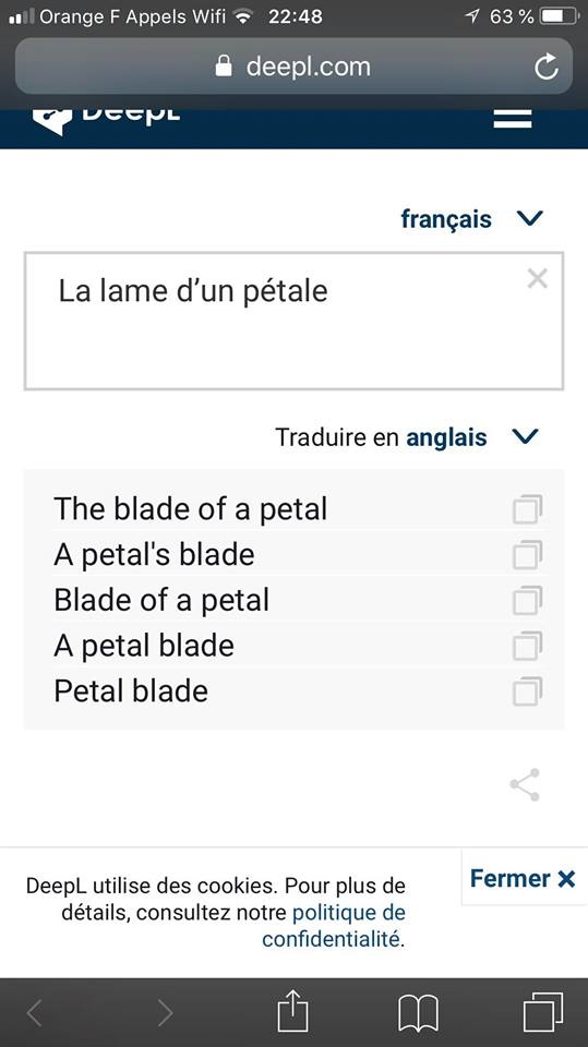 "What is "" Blade"" ?? Blade_11"