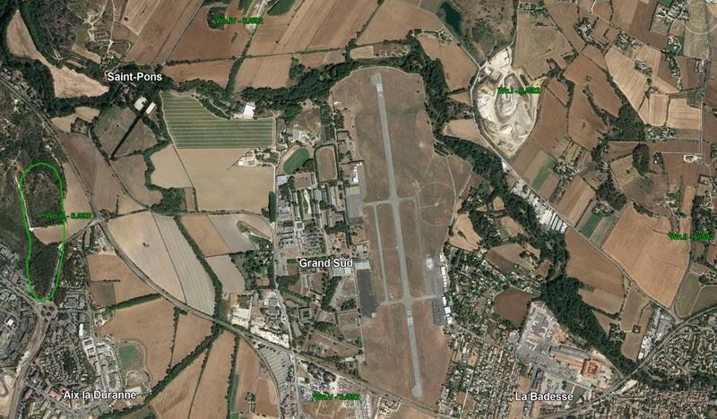 Aix en Provence: Colline fortifiée 5_59210