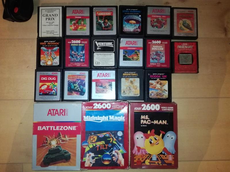 Estimation Lot Atari 2600 et 7800 Img_2014