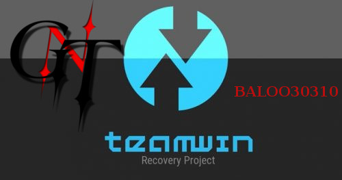 RECOVERY TWRP POUR NOTE 8 SM-N950F/D Twrp-510