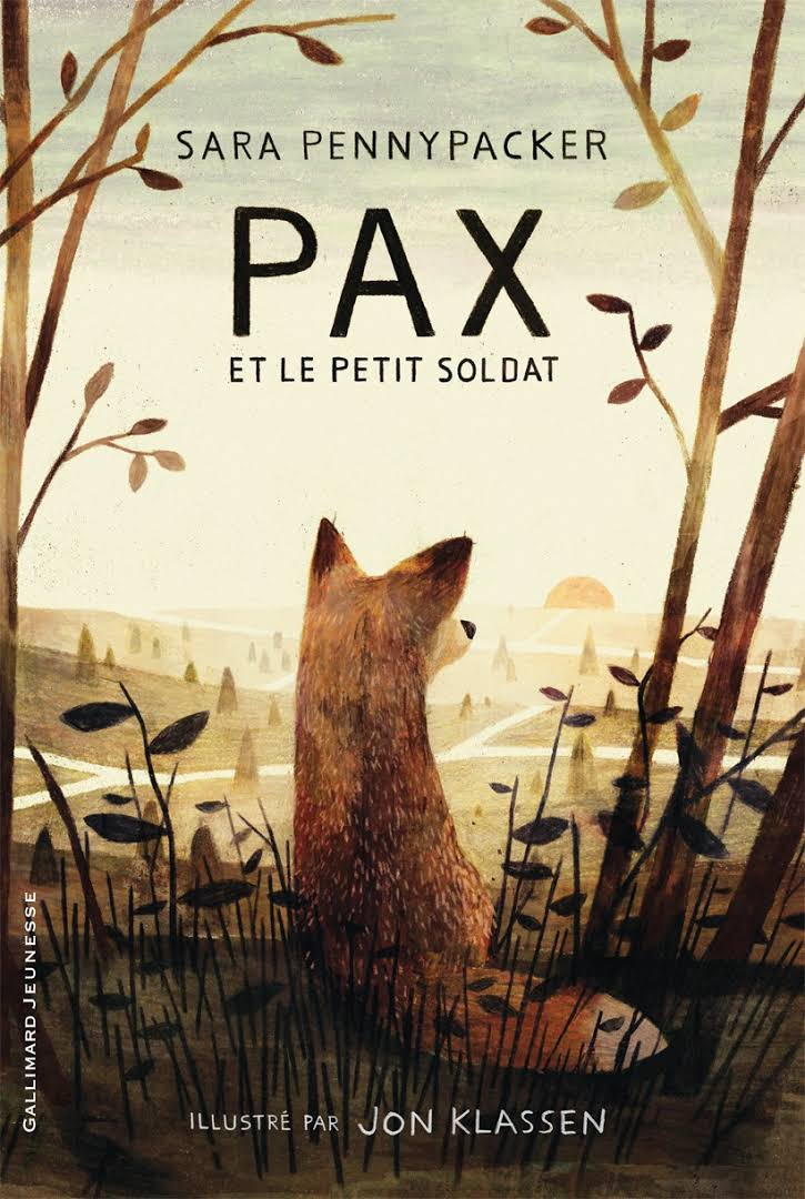 [Pennypacker, Sara] Pax et le petit soldat Pax10