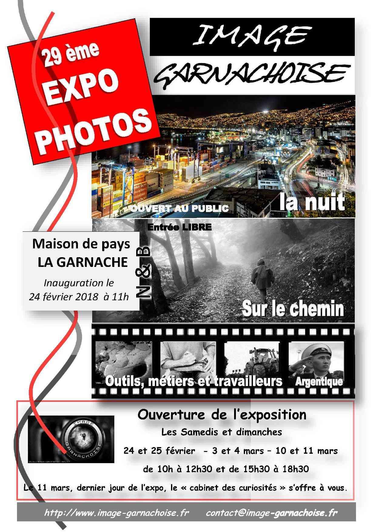 Image garnachoise : 29ème expo Affich10