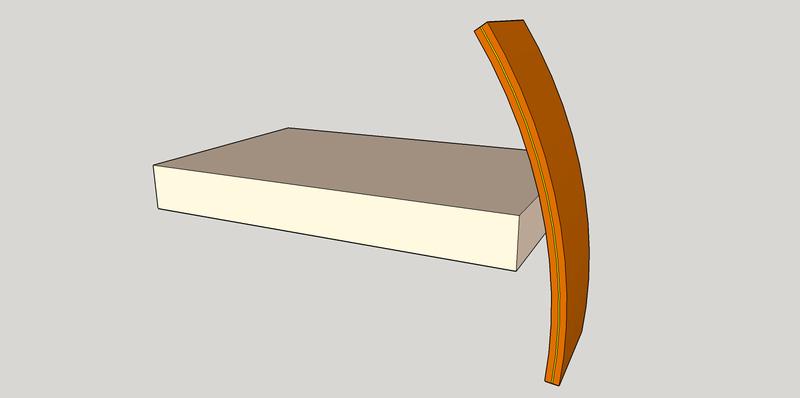 Aplanir de la feuille de laiton Laiton11