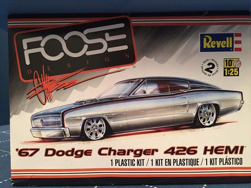Dodge Charger 67  à ma sauce..... 11110
