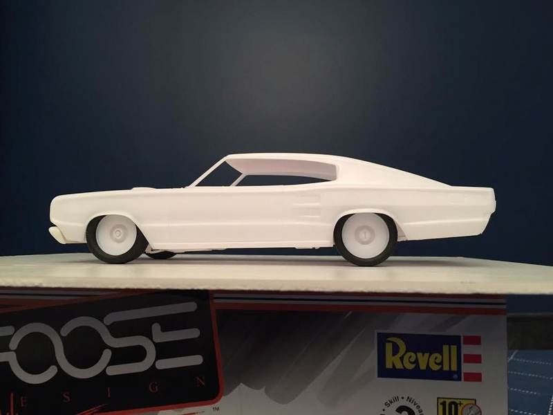 Dodge Charger 67  à ma sauce..... 210