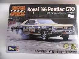 Pontiac GTO 66 Revell Images10