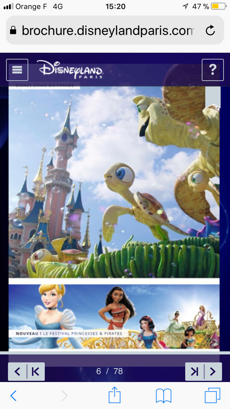 Disney Stars on Parade (2017) - Page 39 376dab10