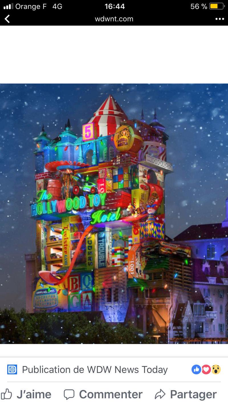 [Saison] le Noël Enchanté Disney (du 11 novembre 2017 au 8 janvier 2018) - Page 17 58001e10