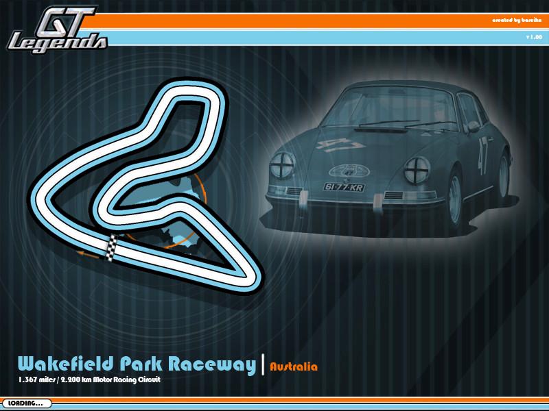 Wakefield Park Raceway - RELEASED 0111