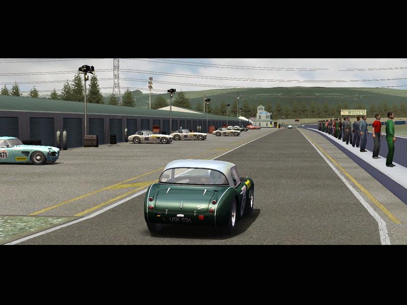 Wakefield Park Raceway - RELEASED 0211