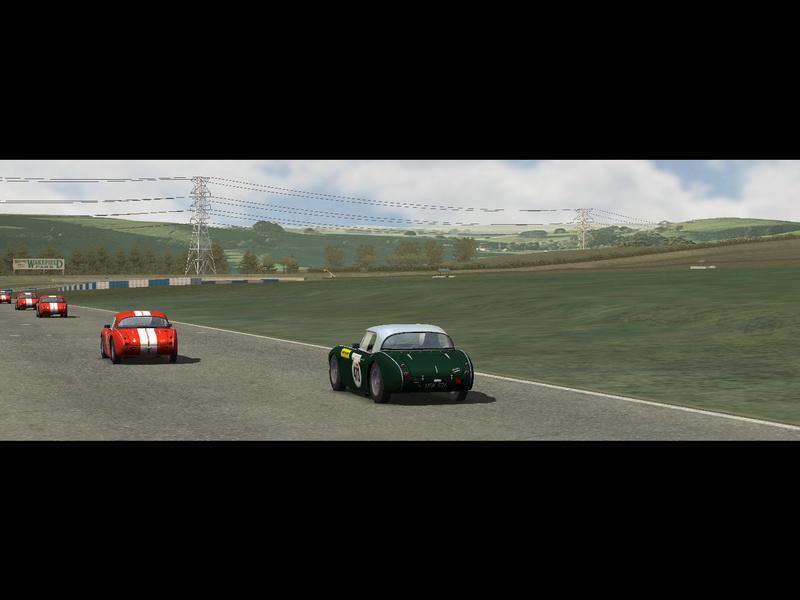 Wakefield Park Raceway - RELEASED 0410