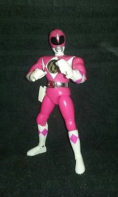 CERCO Mighty Morphin Pink Ranger 20 cm Mighty10