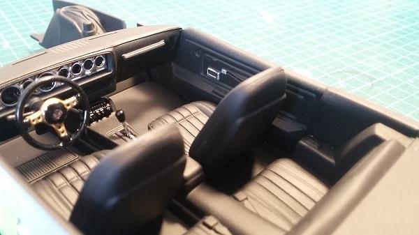 Pontiac Firebird 77 610