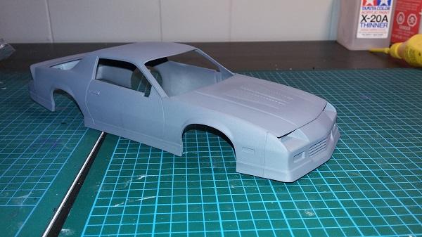 Camaro Z28 1985 Bodypr10