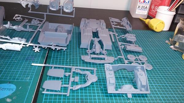 Camaro Z28 1985 Pieces10