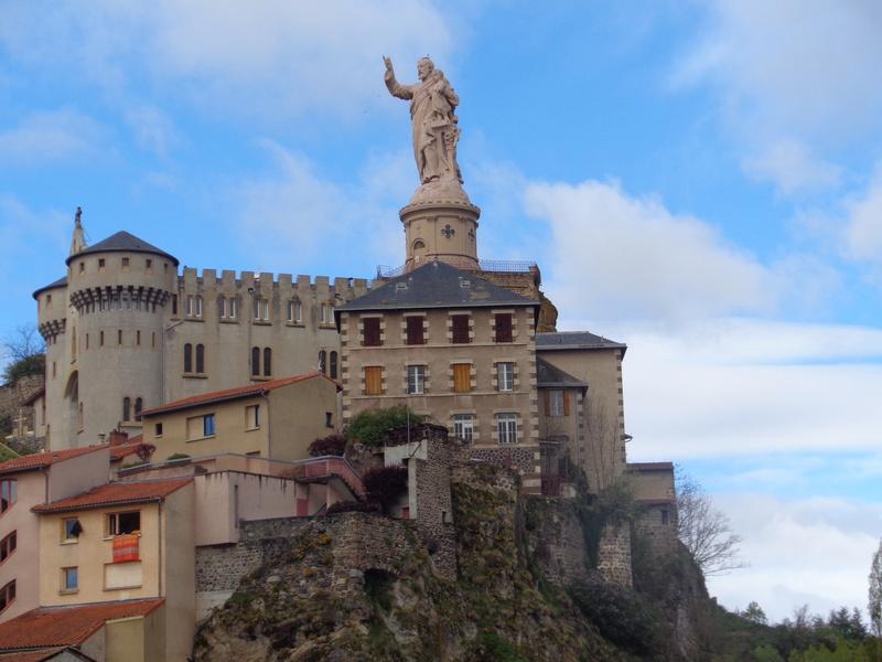 Le 1er mai, nous fêtons St Joseph, Patron des Travailleurs, à St Marcel d'Espaly (43) Dsc01311