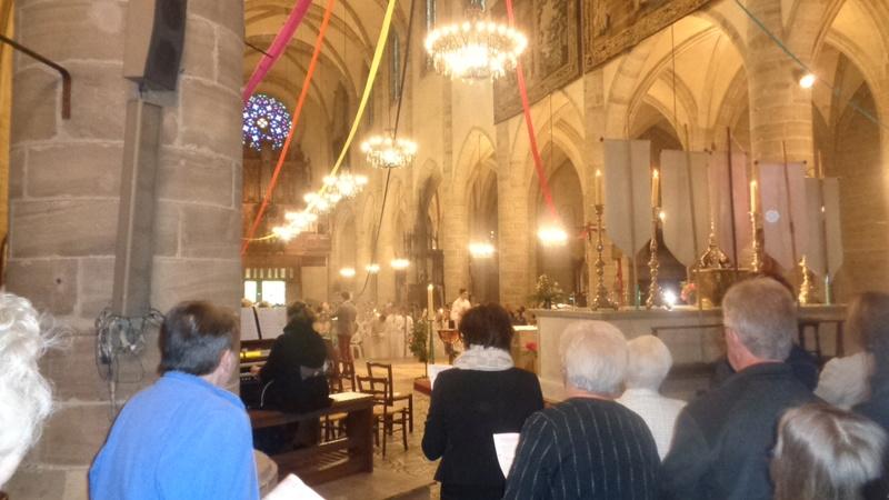 La vie dans nos diocèses - Eglise en Lozère. Dsc01823