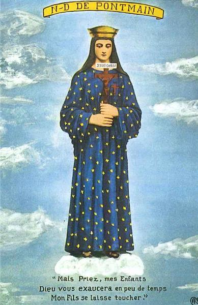 17 janvier Notre-Dame de Pontmain, libératrice de la France I-gran10