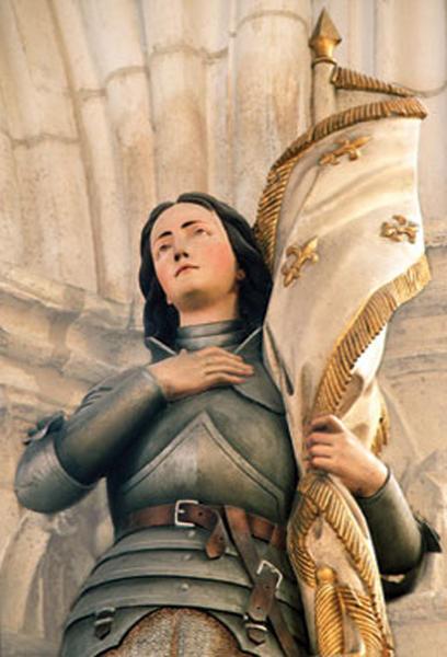 Prière à Sainte Jeanne d'Arc. Jeanne10