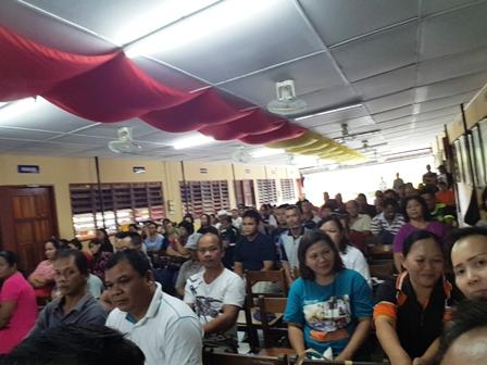 Mesyuarat PIBG Bil 1/ 2018 20180225