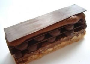 Milhojas de chocolate Milhoj10