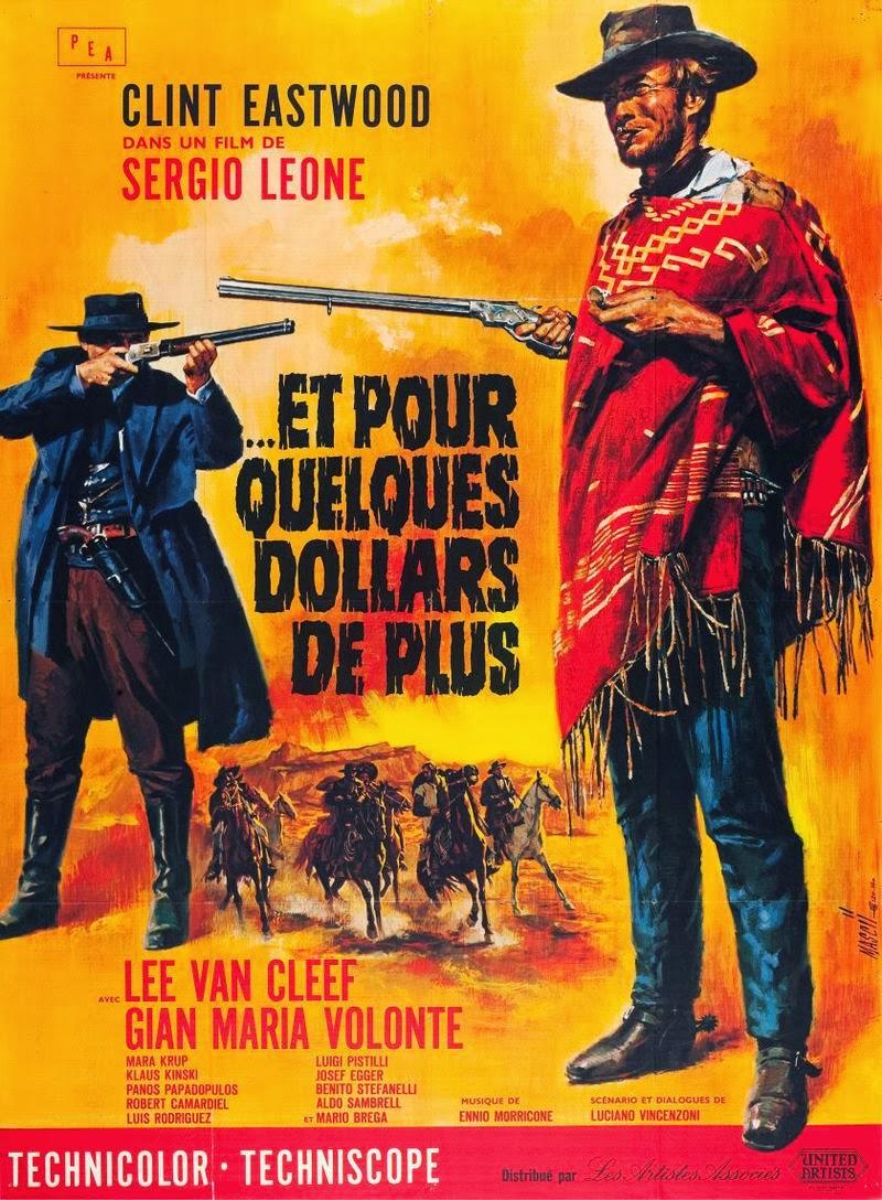 فيلم من اجل حفنة دولارات For a Few Dollars More مترجم