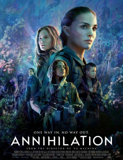 فيلم Annihilation 2018