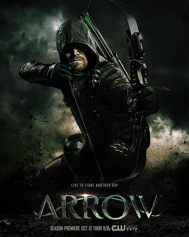 مسلسل مسلسل Arrow الموسم السادس الحلقة 14 2018