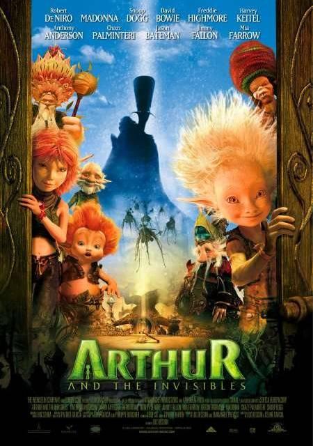 فيلم Arthur and the Invisibles