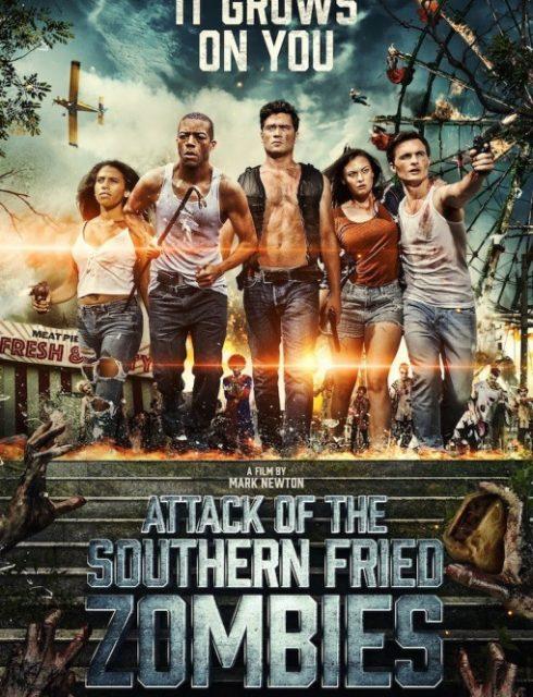 فيلم Attack of the Southern Fried Zombies 2017