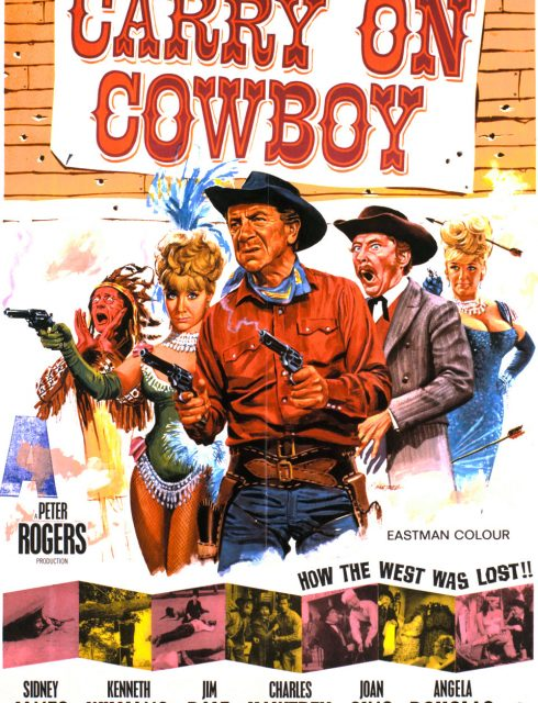 فيلم Carry on Cowboy مترجم