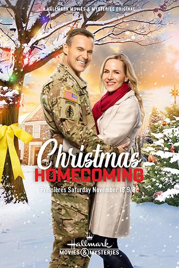 فيلم Christmas Homecoming 2017