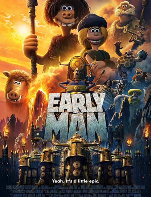 فيلم Early Man 2018