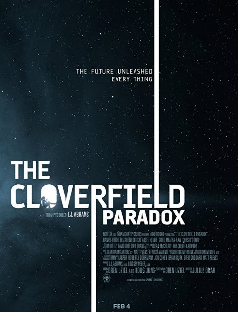 فيلم The Cloverfield Paradox 2018