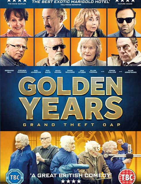 فيلم Golden Years 2016