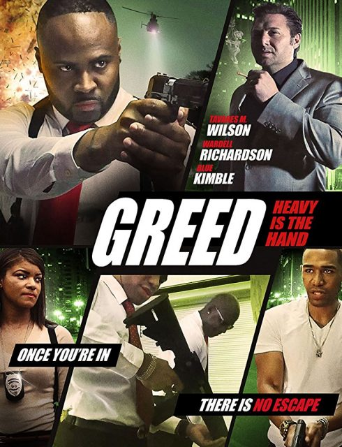 فيلم Greed: Heavy Is The Hand