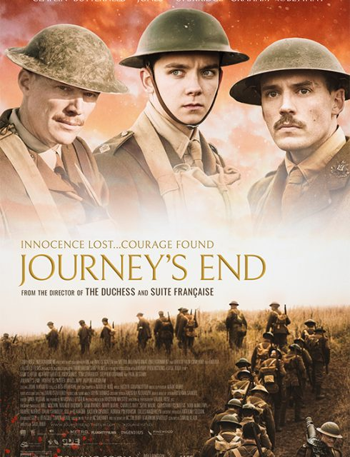 فيلم Journey's End 2018 مترجم