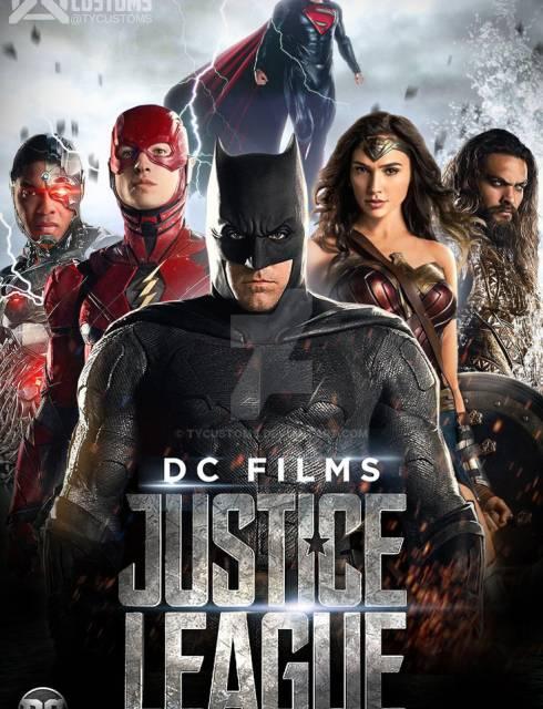 فيلم Justice League كامل HD Justic12