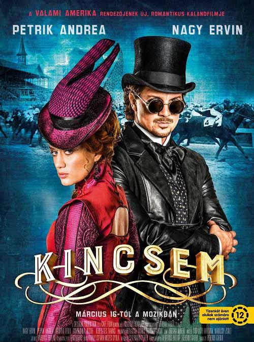 فيلم Kincsem 2017
